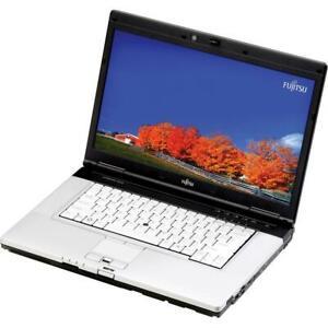 Fujitsu 15.6 Laptop Rugged Intel i5-2.93Ghz 8GB RAM 500GB HD Nvidia GeForce video DVD Wifi WebCam Windows 10 MS Office Canada Preview