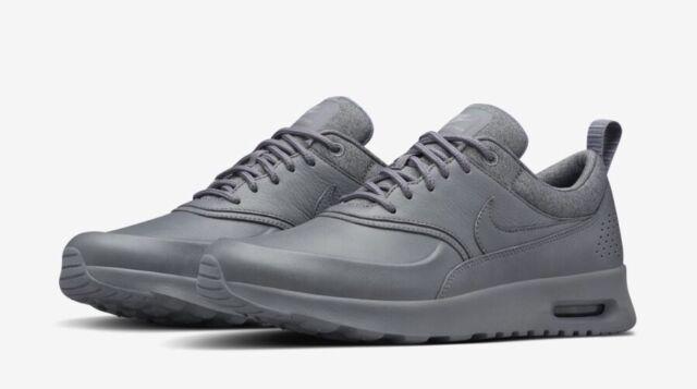 4d5707f2d819 Nike Women s Sz 6 Air Max Thea Pinnacle Cool Grey Shoes 839611 003 ...