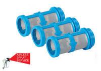 Graco Truecoat Pro X Ii Handheld Airless Paint Sprayer Filters 3 Pack 100 Mesh