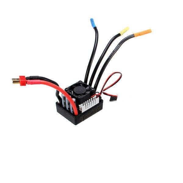 RacerEstrella 80 un ESC sin Escobillas Impermeable Sensorless 1 8 Rc Coche Parte