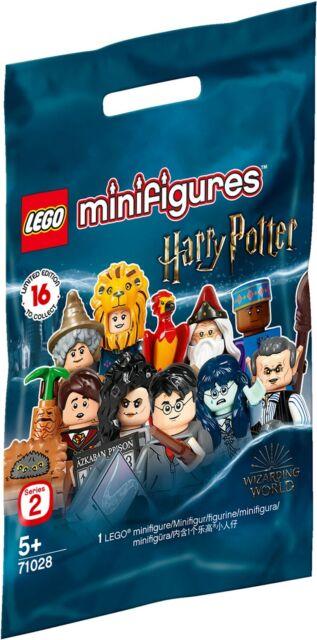 Lego Harry Potter Mini Figurines Série 2 1x Sachet pour Collection, 71028