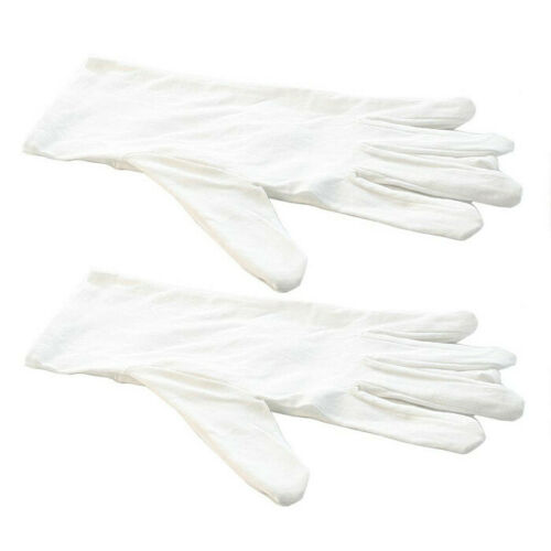 Cotton Gloves Medium 1 pair