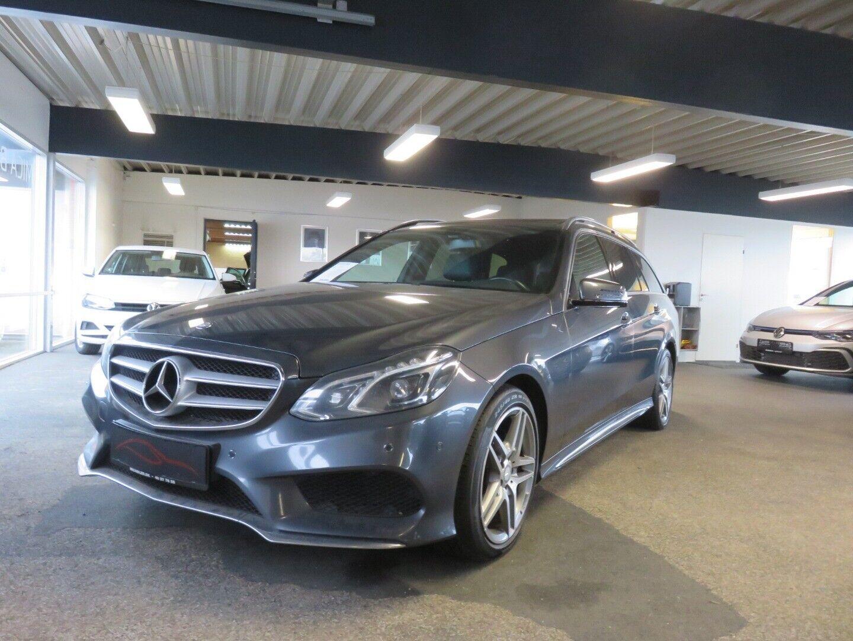 Mercedes E250 2,2 CDi Avantgarde stc. aut. 5d - 249.800 kr.