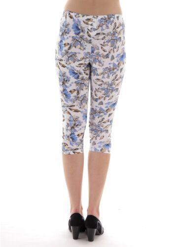 Leggings Elastico bianchi stretti Pantaloni sottile Pantaloni estivi corto Cmp W1gE4Cz