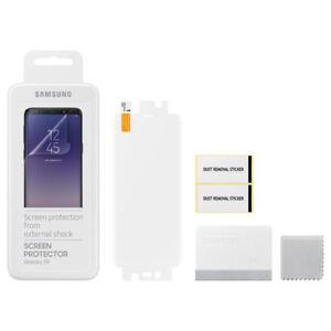 2x-Original-Samsung-Galaxy-S9-G960F-Displayschutzfolie-Screen-Protector-ET-FG960