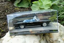007 JAMES BOND Lincoln Continental Convertible - GOLDFINGER 1:43 BOXED CAR MODEL