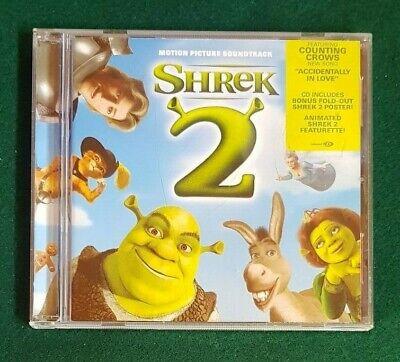 Movie Soundtrack Cd Shrek 2 Ebay