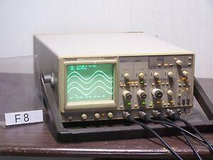 KIKUSUI-COM7060A-CRT-READOUT-OSCILLOSCOPE-4X60MHz-st-F8