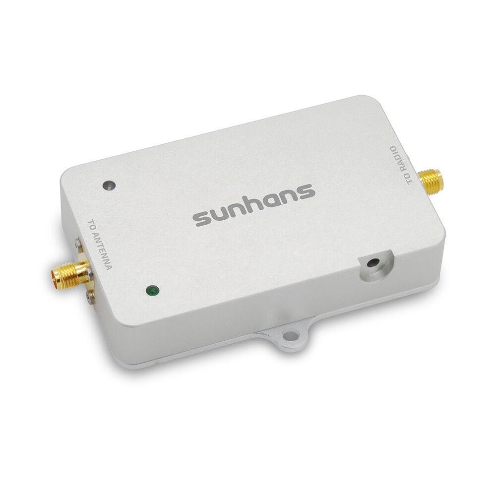 Sunhans SH24Gi4000 WIRELESS WIFI RIPETITORE DI SEGNALE 4W 2.4Ghz 36dBm Ripetitore AMPLIFI