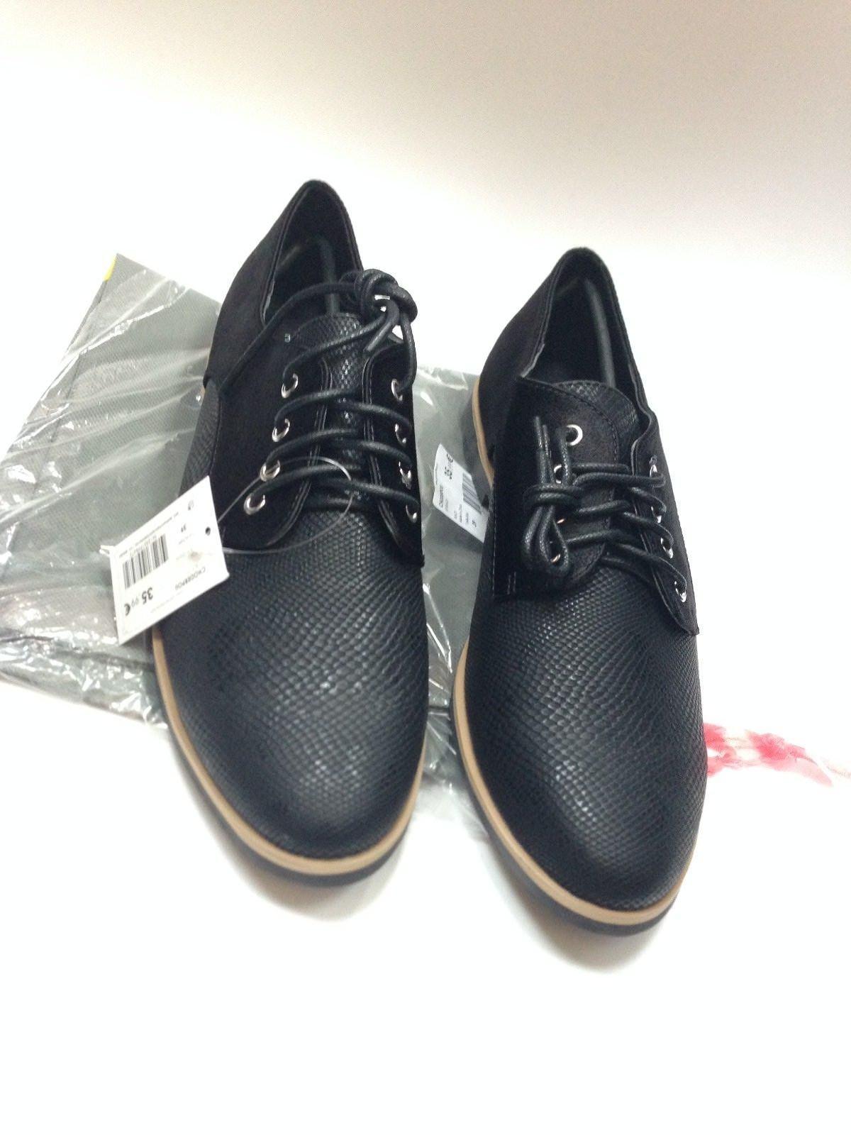 Woman shoe Cache Cache Black size 38