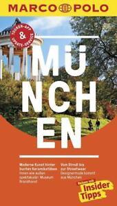 Marco-Polo-Guide-touristique-Munich-de-Karl-Forster-2016-livre-de-poche