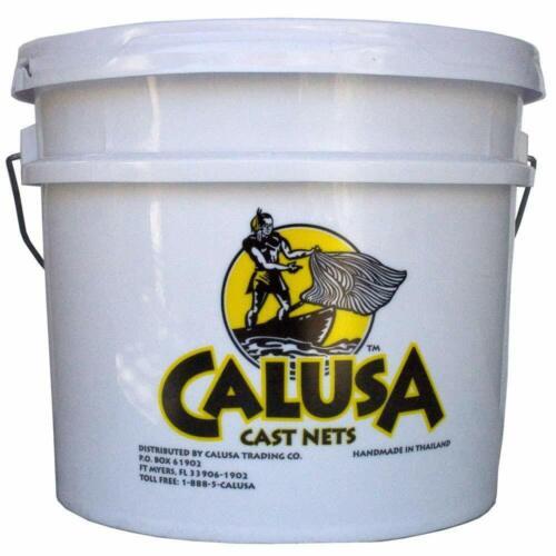 High Quality Cast Net Calusa Cast Net Model CN388-3//8-Inch x 8-Foot