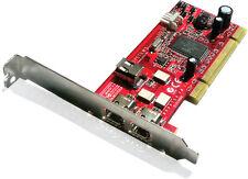 scheda acquisizione firewire Pinnacle IEEE1394 3 PORTE PCI