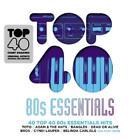 Top 40-80s Essentials von Various Artists (2014)