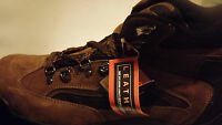 Mens Footwear Route 66 Brown Suede Hiker Boots Free Gift With Your Purchase