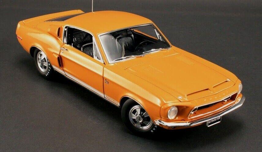 1968 Shelby GT500KR arancia 1 18 GMP 1801807