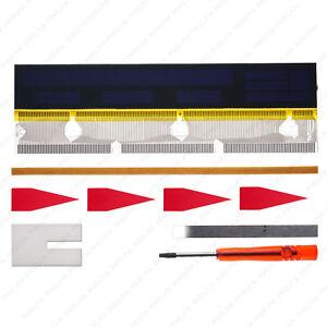 LCD-Cable-plano-de-la-plata-para-BMW-racimo-del-instrumento-OBC-pixel-de-reparacion-E38-E39-X5