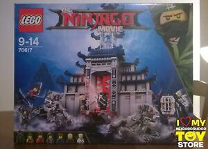 Gioco costruzioni Lego Ninjago 70617 Tempio delle Armi Finali