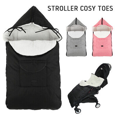 Cosy Toes Compatible with Out N About Buggy Pushchair Stroller Pra... Footmuff