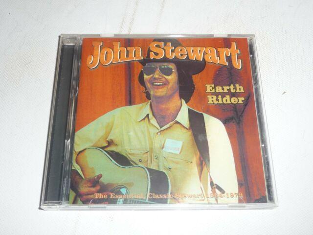 john stewart - earth rider 1964 - 1979