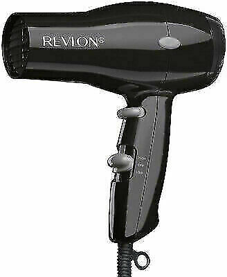 Revlon 1875w Compact and Lightweight Hair Dryer Black