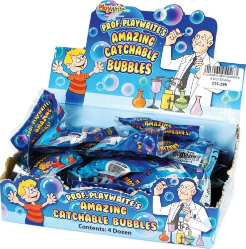 Fête Sac Remplissage Mariage Faveurs 25 X Enfants Mini Touchable Bubbles toys