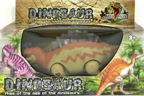 Dinosaure Batterie Robot Jouet-Roaring Sound et marcher Assortiment Couleur