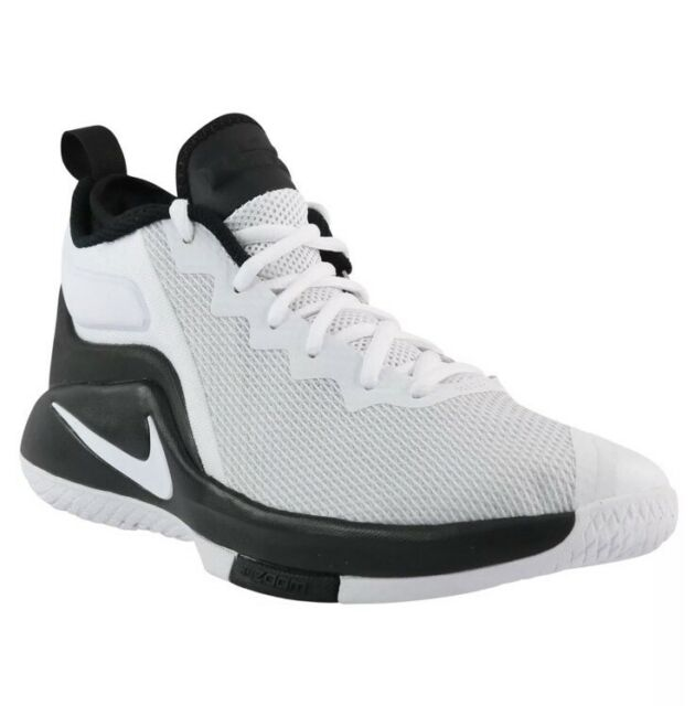 409b0300158 Nike LeBron WITNESS II Men s Basketball Trainers UK 11 942518-100 NO LID