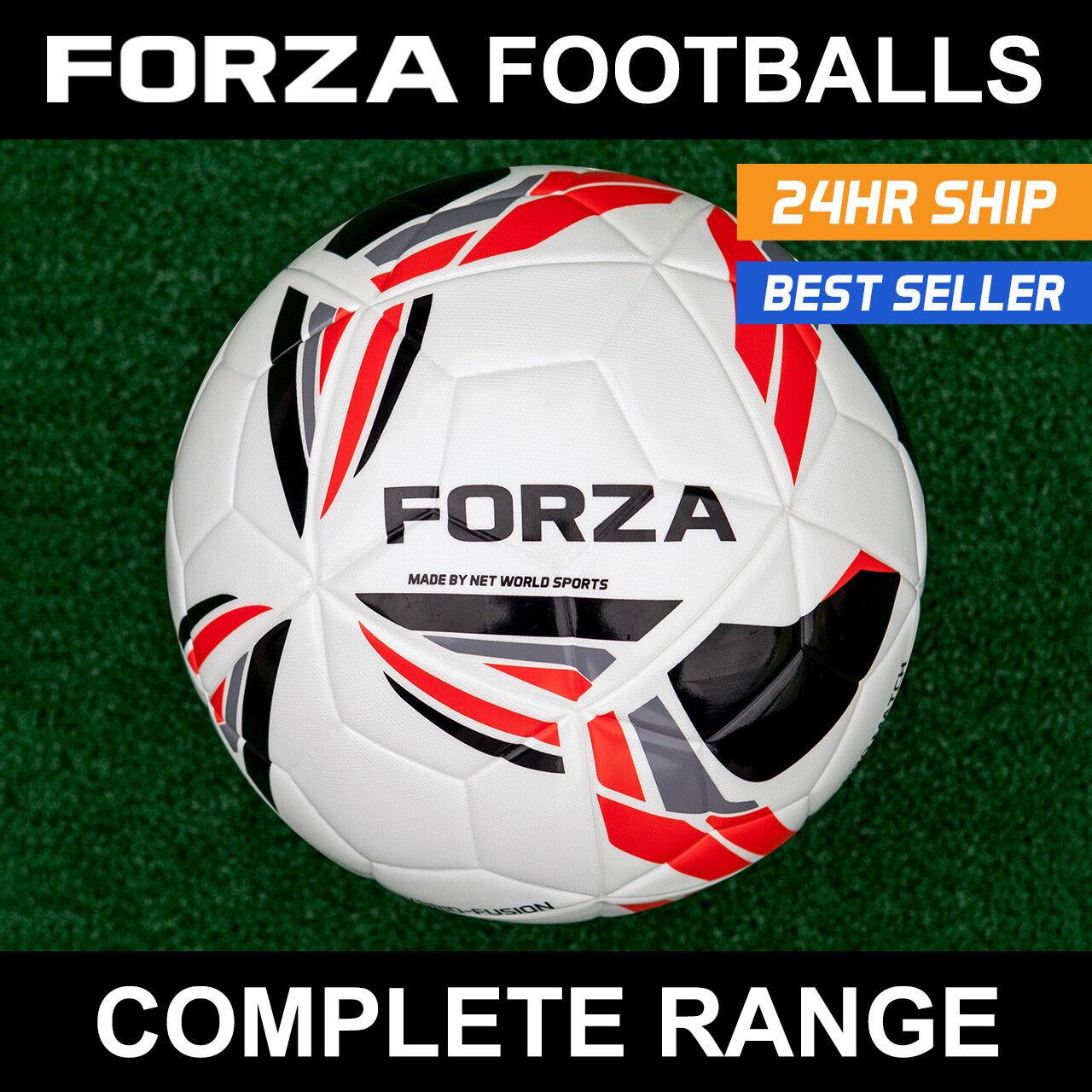 FORZA Footballs - FIFA Spec Match Training Futsal Garden Football - Soccer Ball