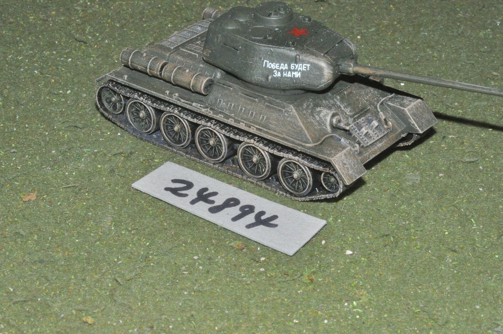 28mm WW2   russian - 1 tank - vehicles (24894)