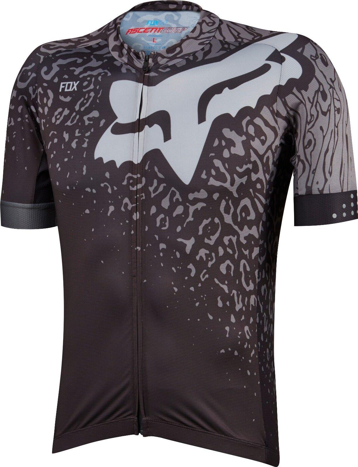 Fox Racing Ascent S S Camiseta De Cochebón Comp