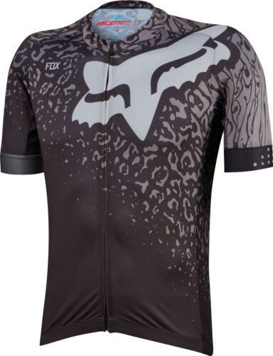 Fox Racing Ascent Comp s//s Jersey Charcoal
