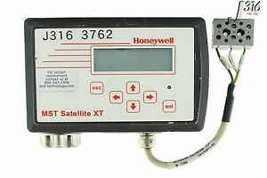 Details about 3762 HONEYWELL MST SATELLITE XT 4-20 MA TOXIC GAS DETECTOR  9602-0200