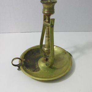 Baldwin Solid Brass Ship Gimbal Nautical Candle ...