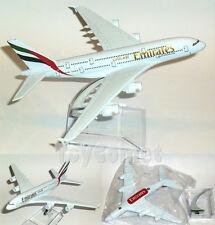 Emirates Airlines Airbus A380 Airplane 16cm DieCast Plane Model
