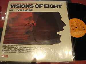 HENRY MANCINI visions of eight US RCA 0231