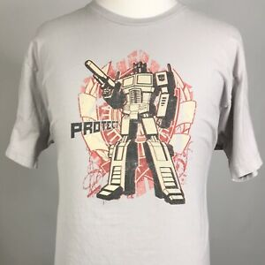 Transformers-Optimus-Prime-Protect-Neutral-Mens-T-Shirt-2XL
