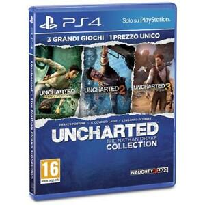 SONY-PS4-Uncharted-The-Nathan-Drake-Collection