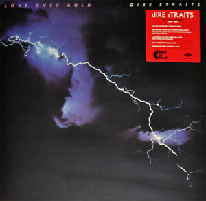 Dire-Straits-Love-Over-Gold-180gram-Vinyl-LP-amp-Download-NEW-amp-SEALED