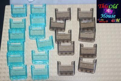 LEGO 10 Pare Brise Véhicule Windscreen trans light blue 57783