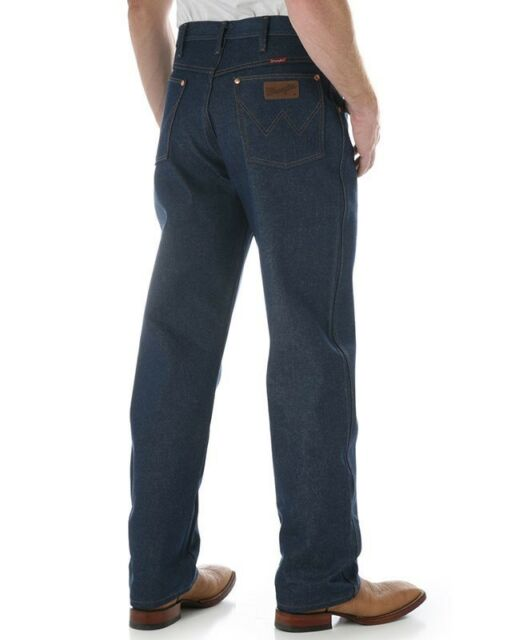 Wrangler 31MWZDN Relaxed Fit Cowboy Cut Jeans