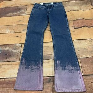 Silvertab-Junior-Womens-Jeans-Size-1-Medium-Brand-New-NWT-Neo-Boot-Cut-H101
