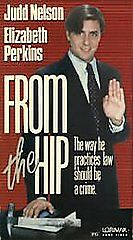 From The Hip VHS  - $2.30
