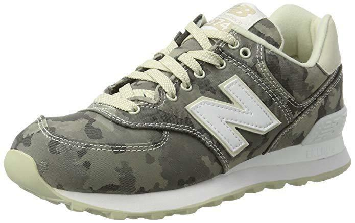 New Balance Femme WL574MWB Camo Pack Lifestyle Fashion Sneaker