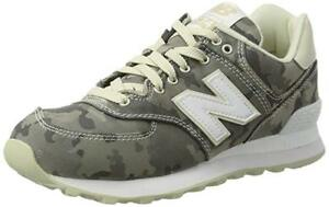 f4370cdb1 New Balance Women s WL574MWB Camo Pack Lifestyle Fashion Sneaker