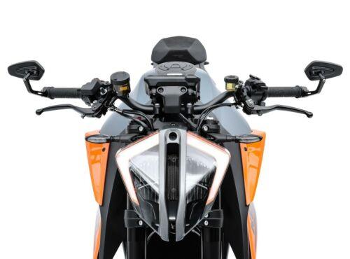 BAR END MIRROR LS4 pour Kawasaki ZRX 1100 Z 800//E noir
