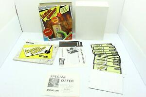 "Vintage LEATHER GODDESSES OF PHOBOS 2 5.25"" Floppy IBM PC Game Big Box RARE"