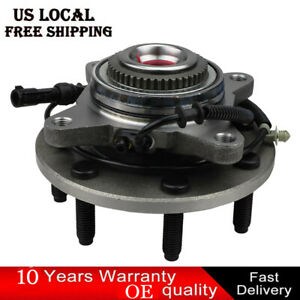 Front Wheel Bearing and Hub Assembly for 2005-2008 Ford F-150 515080 4WD