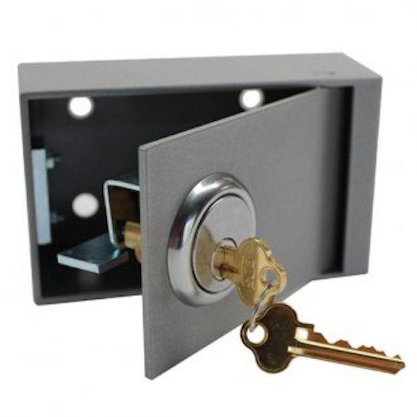 ADI High Security Wall Mountable Key Box / Safe, Australian Made-NMB1112201