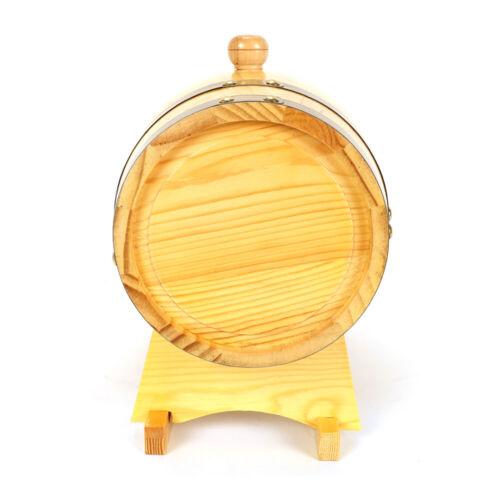 Vintage Holz Kiefer Holz Wein Fass Für Bier Whiskey Rum Port Wieder BAR Werkzeug